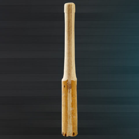 how to change cricket bat grip without cone