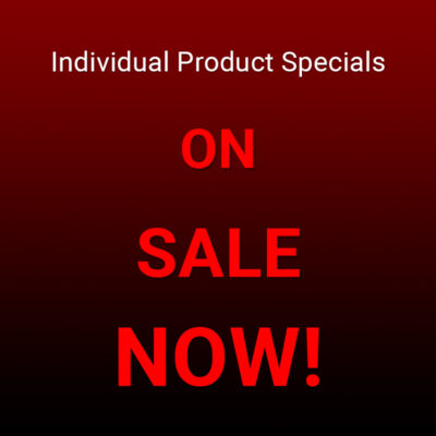 Individual Products on Sale